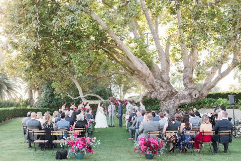 Adamson House Malibu Wedding 53
