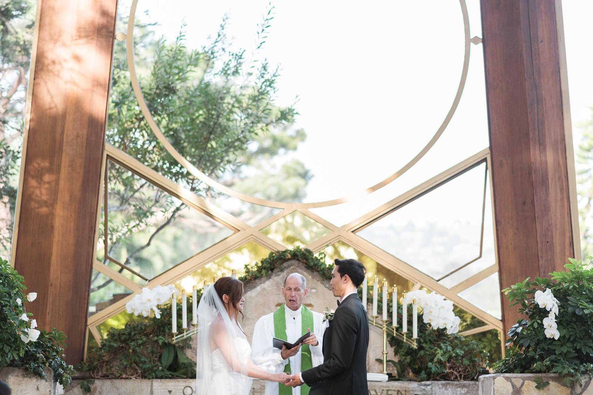 Wayfarers Chapel Wedding.Chloe And Preston Wayfarers Chapel Wedding Jessica Hickerson